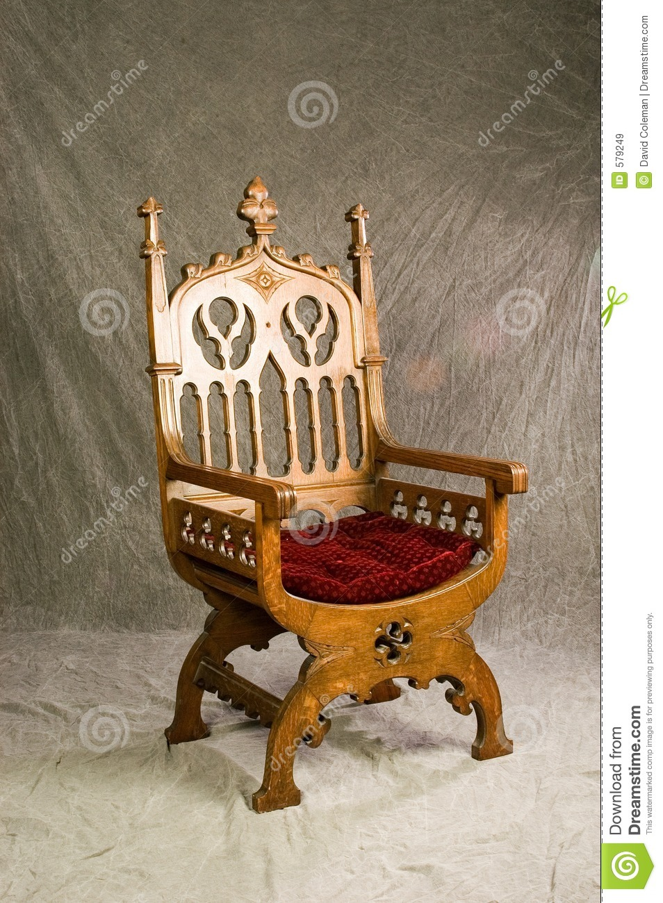 Bishops Chair Stock Image Image Of Worship Dignitary