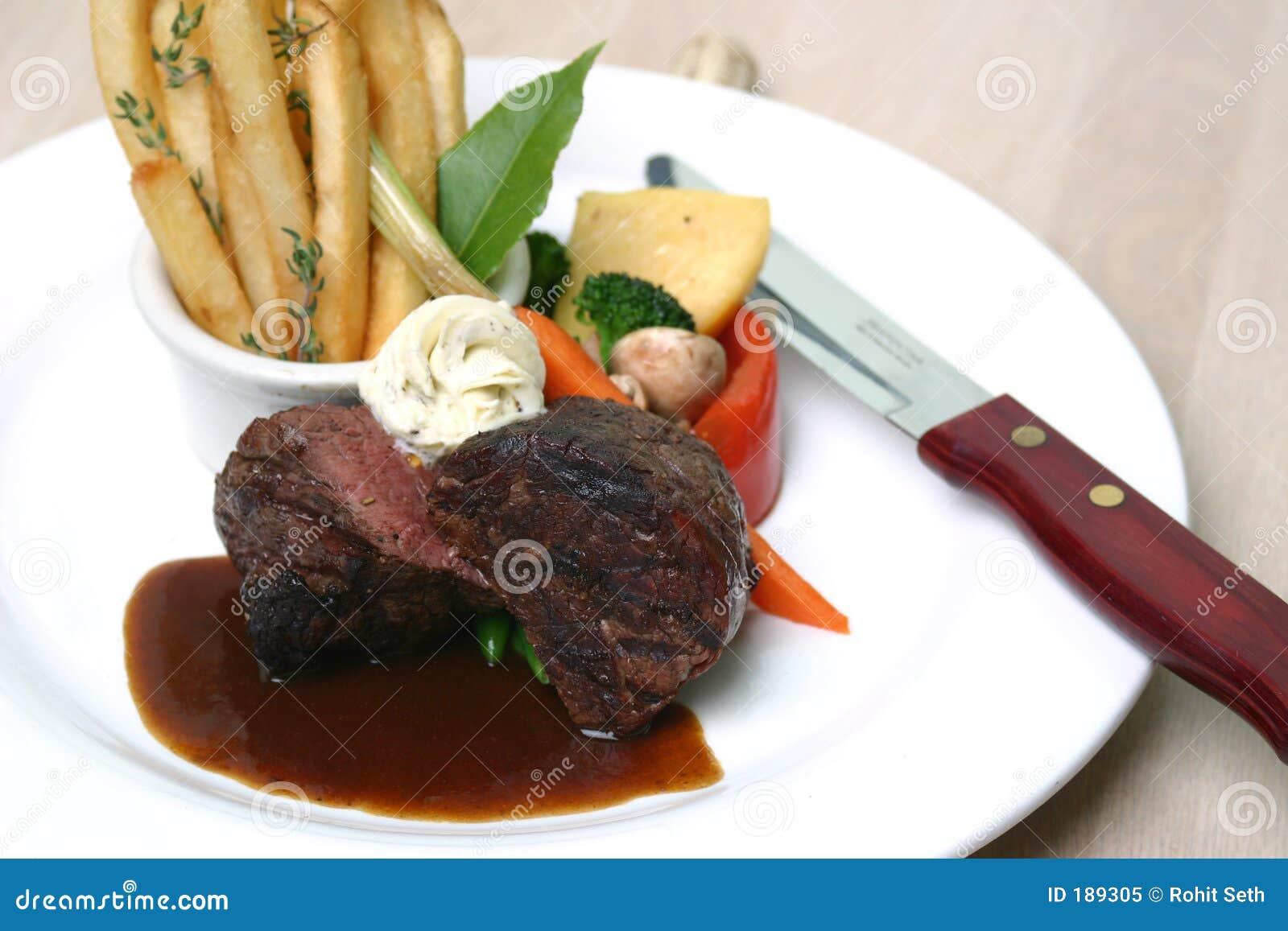Bistecca del filetto