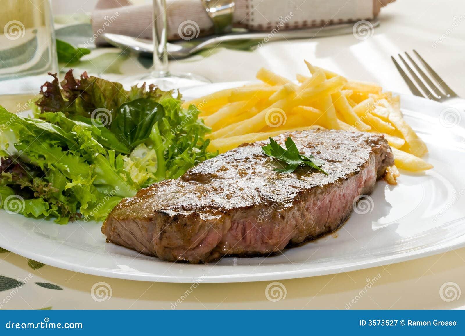 Bistecca di manzo