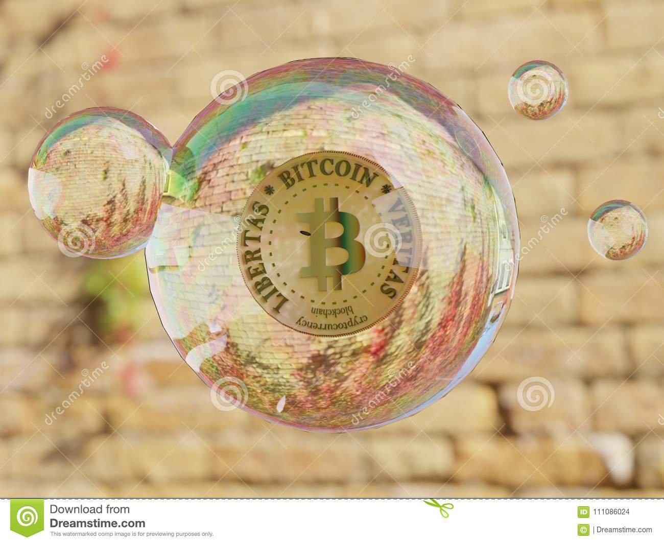 Bitcoin泡影Cryptocurrency