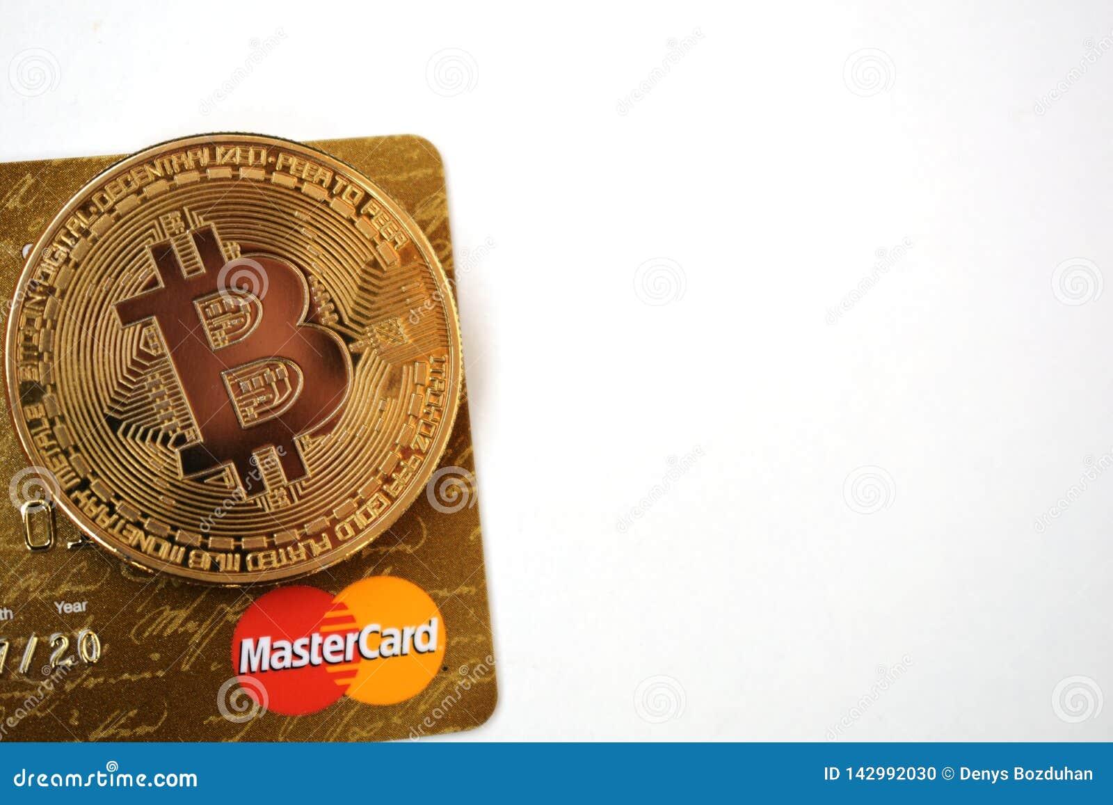 Bitcoin и Mastercard