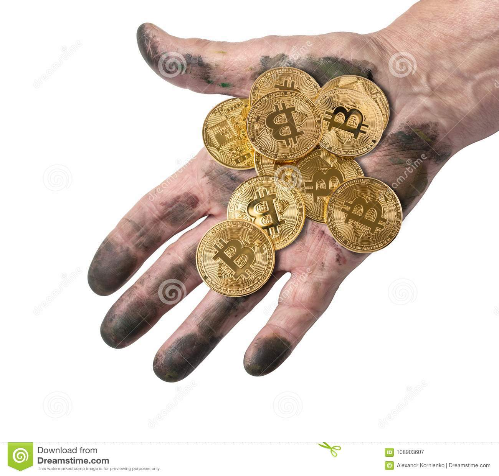 Bitcoin тайнопись минирования
