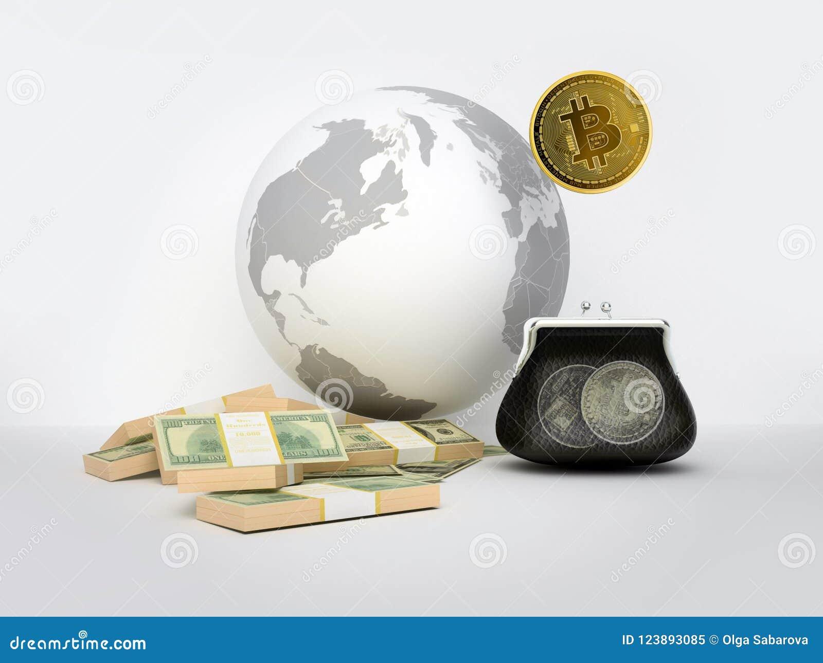 bitcoin moneda universală)