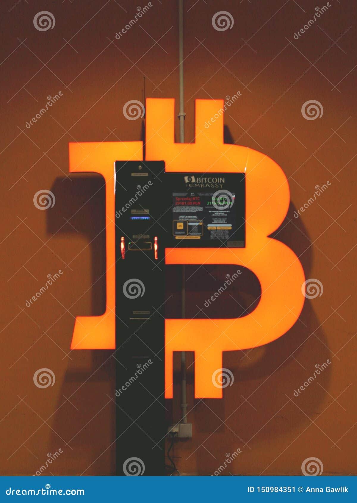 Bitcoin ATM Polen