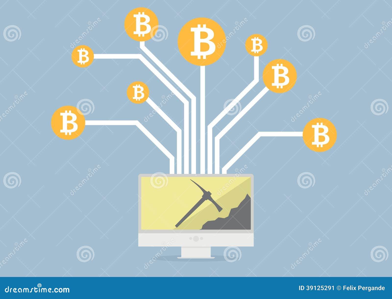 Bitcoin bryta