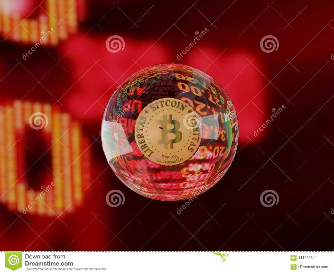 Bitcoin Bubble cryptocurrency