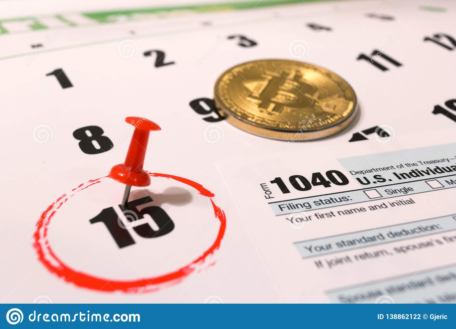 how much tax on cryptocurrency in usa