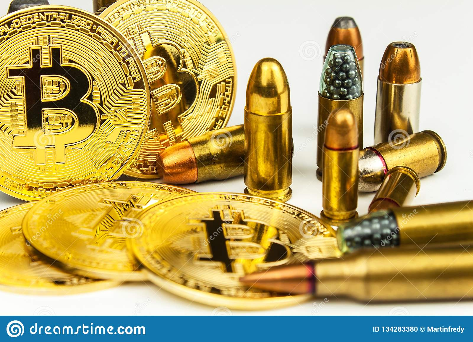 bitcoin commercio illegale
