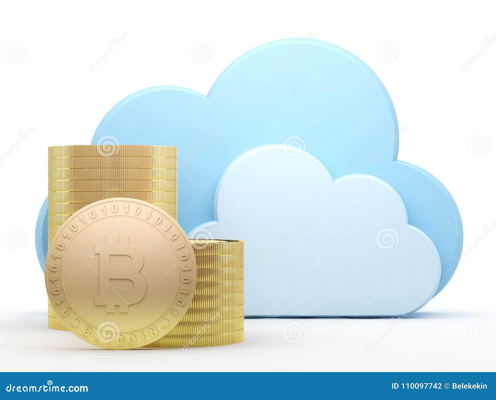 bitcoin cloud computing valore attuale del bitcoin in dollari