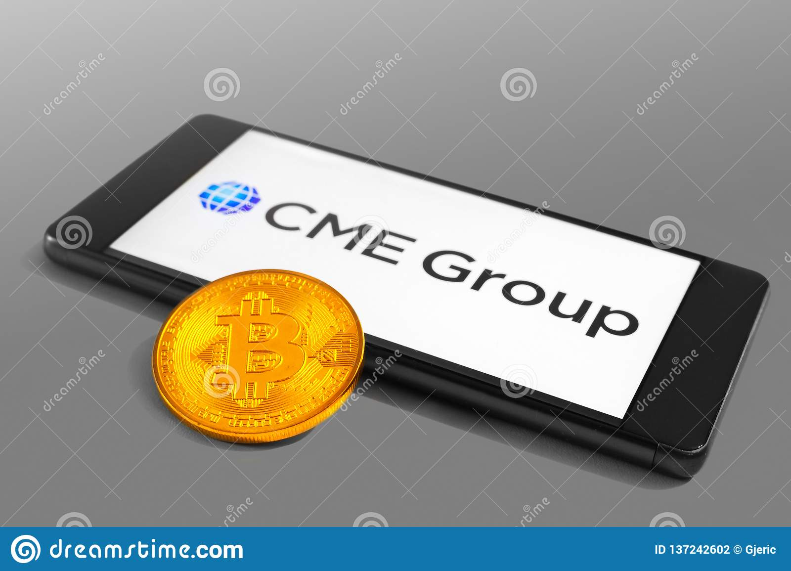 Bitcoin And CME Group Futures And Options Trading Editorial