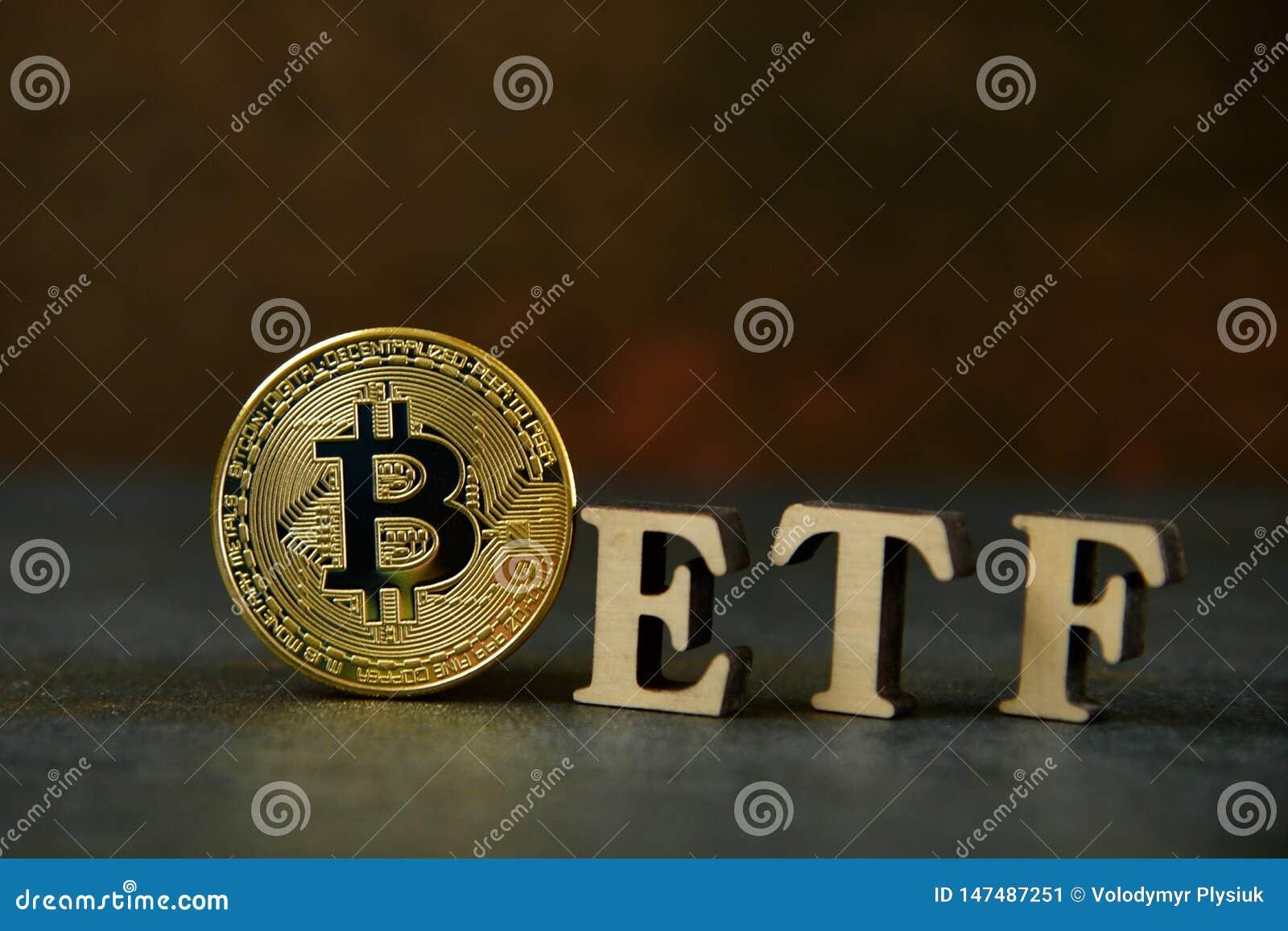 bitcoin mining etf