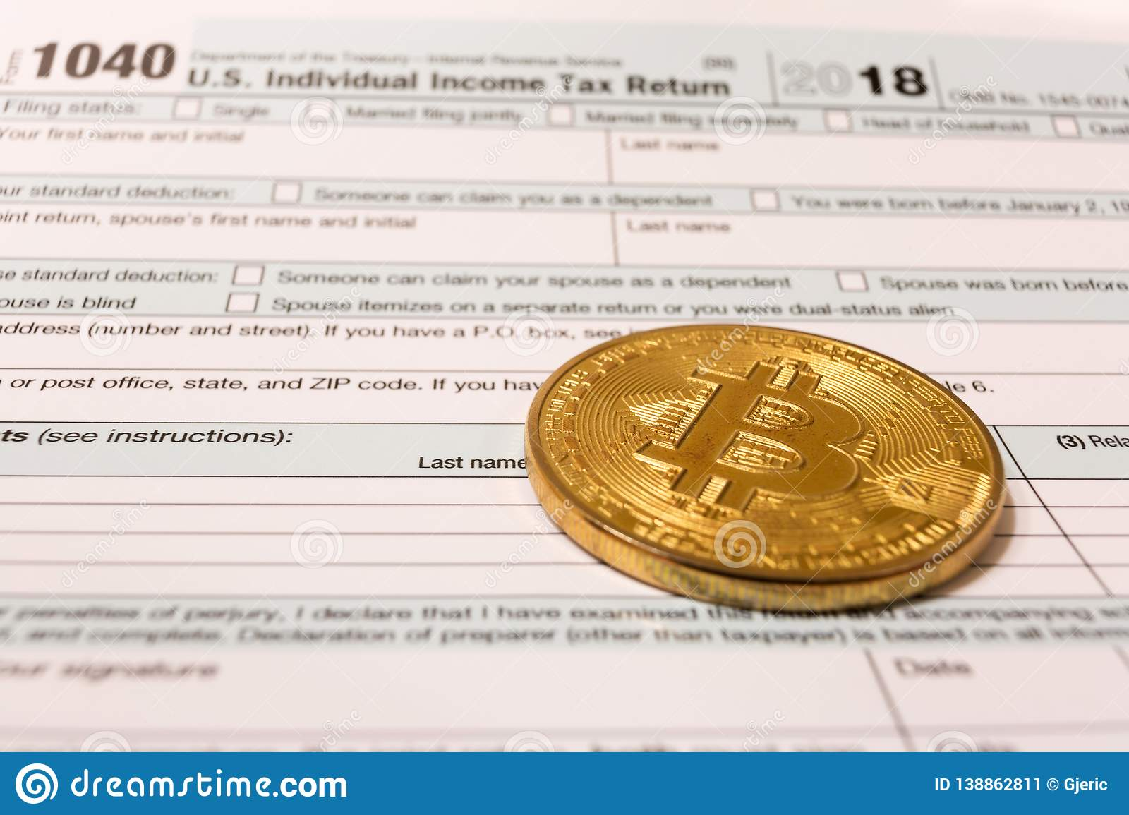 income tax on cryptocurrency usa