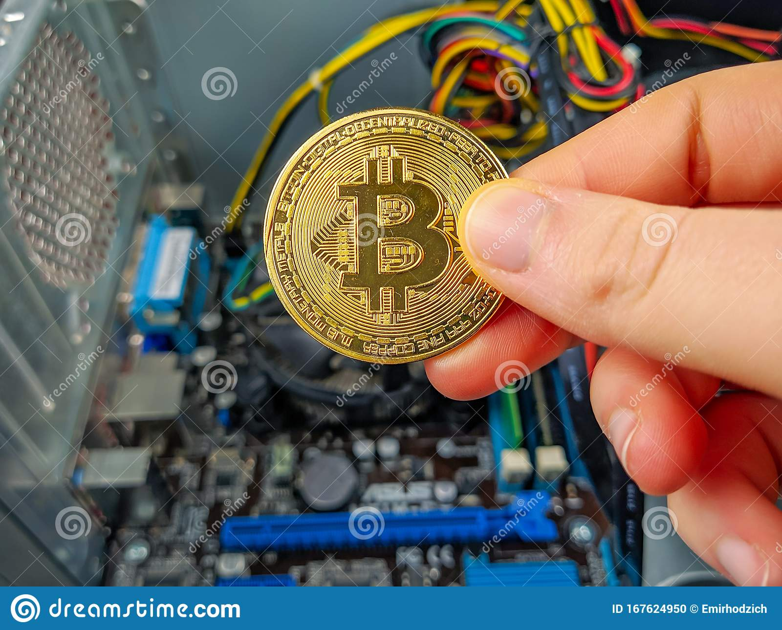 cryptocurrency is based on which technology