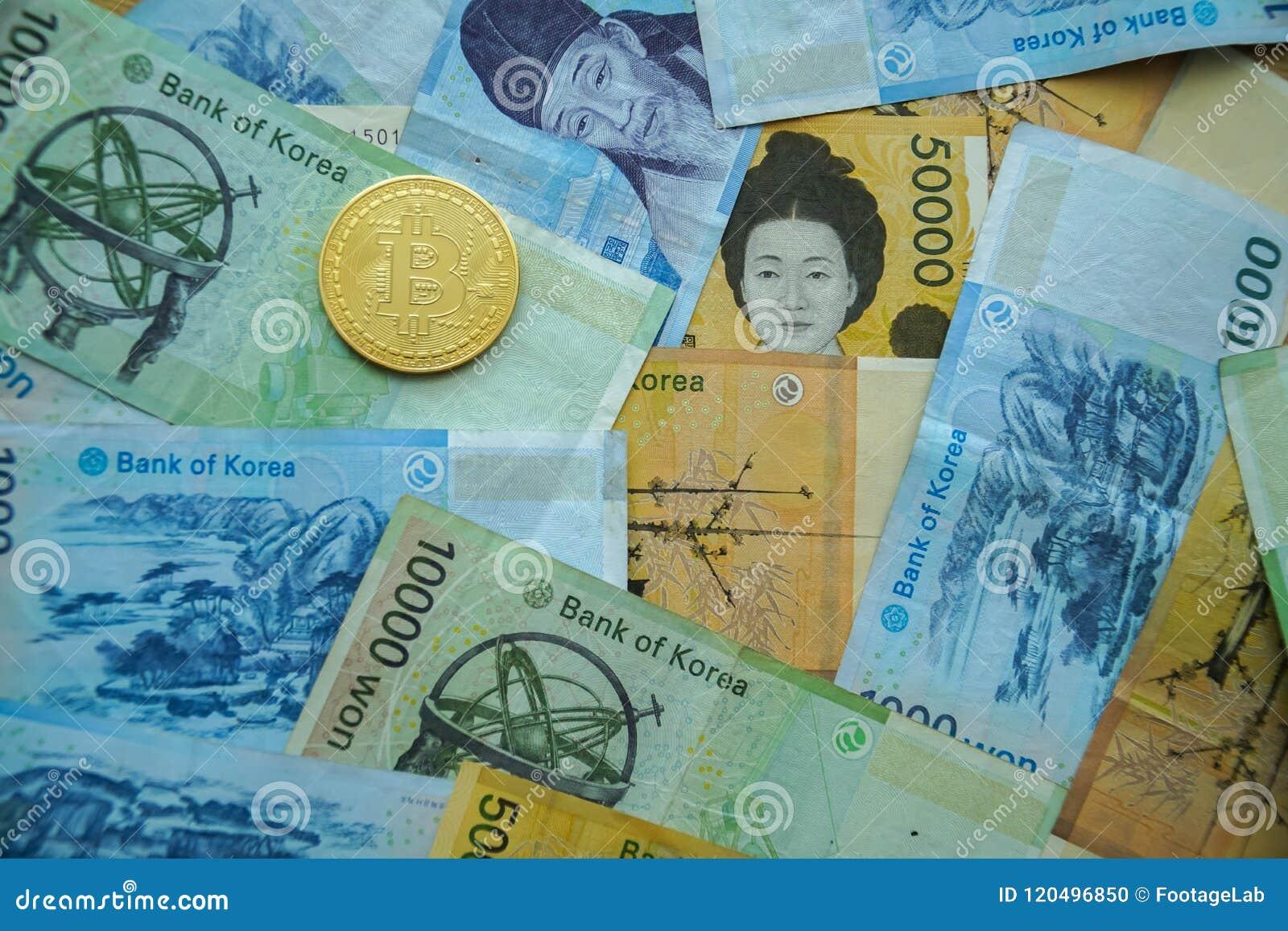 bitcoin della corea del sud zara btc delovni cas
