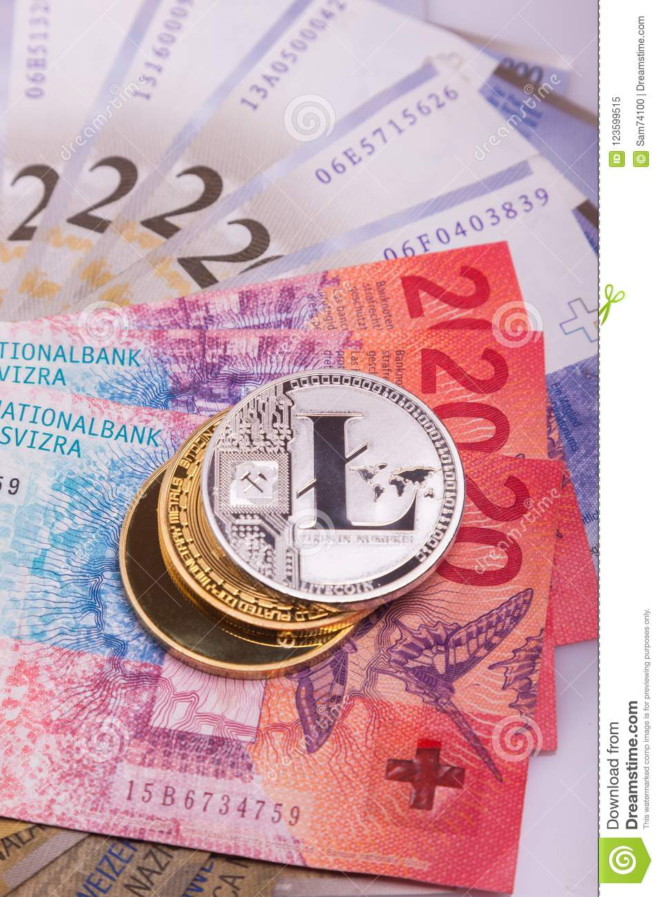swiss coin cryptocurrency