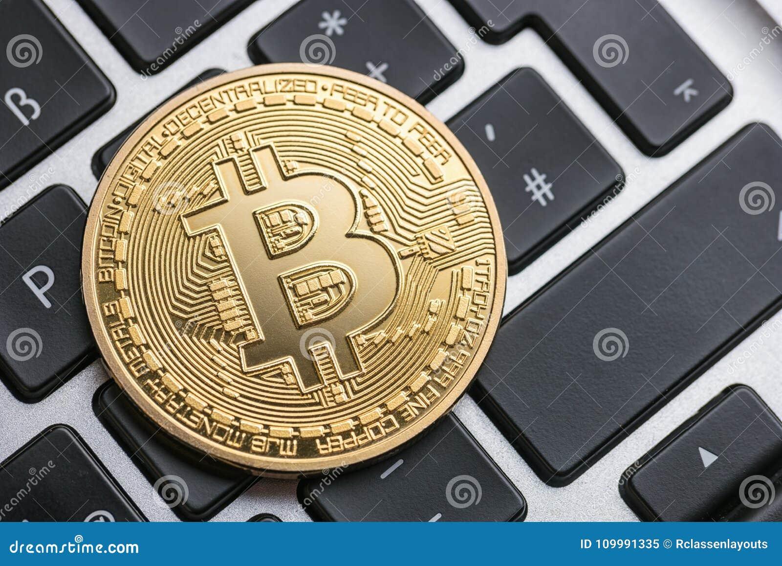Bitcoin - Cyfrowego cryptocurrency