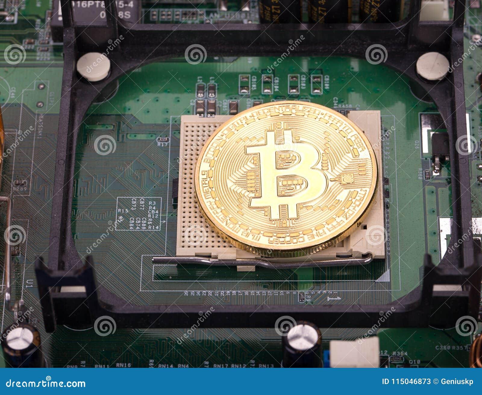 Bitcoin d or