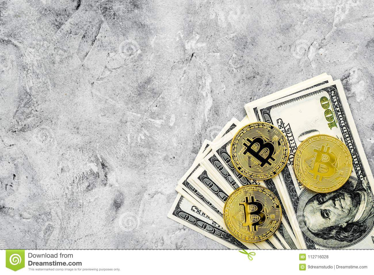 Bitcoin Digital Money For Finance And Online Buy Or Sell