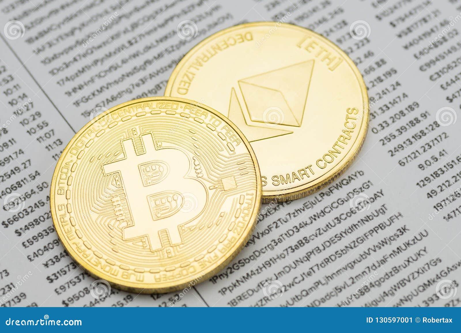 ethereum digital currency list
