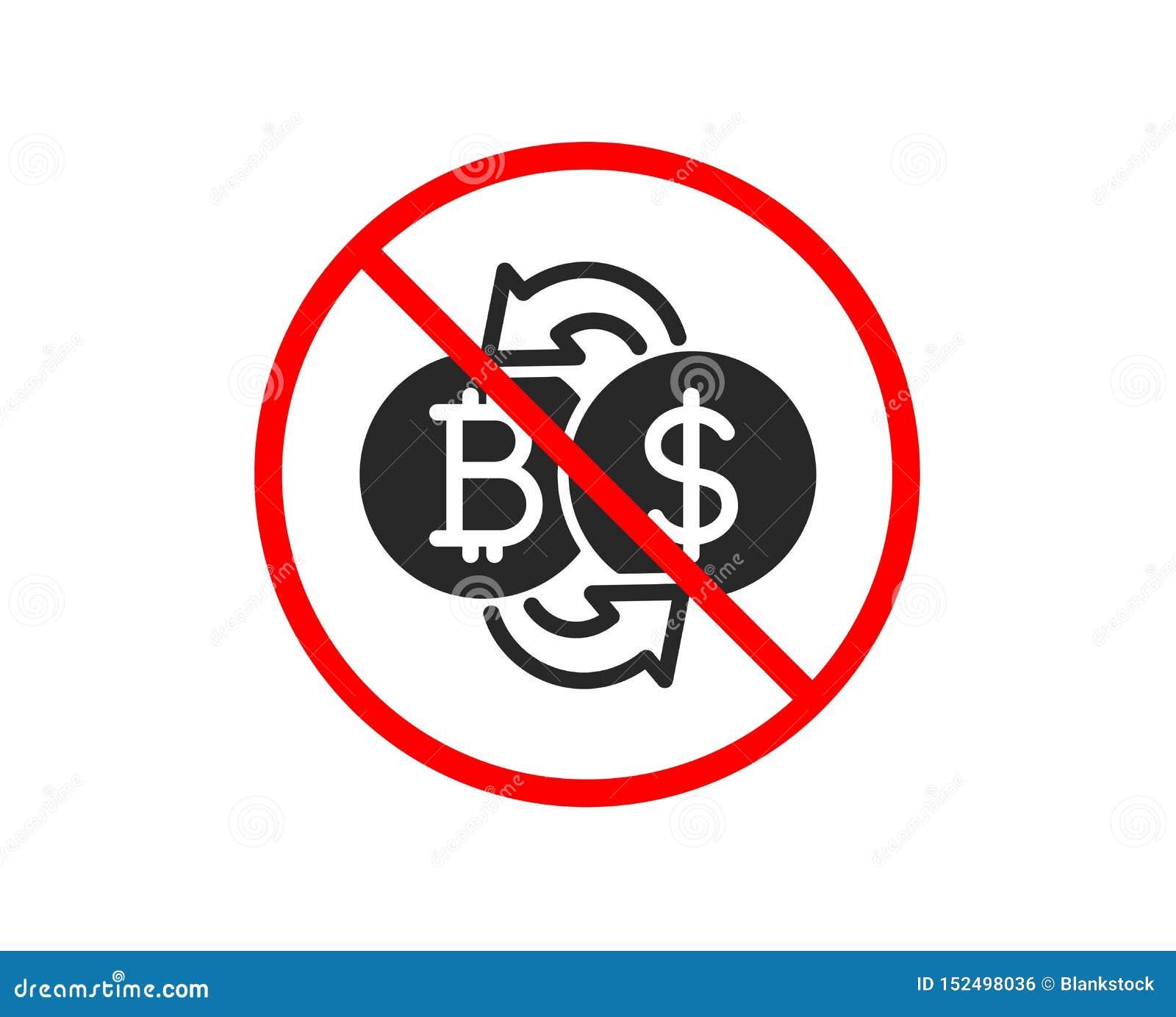 Cryptocurrency exchange icon