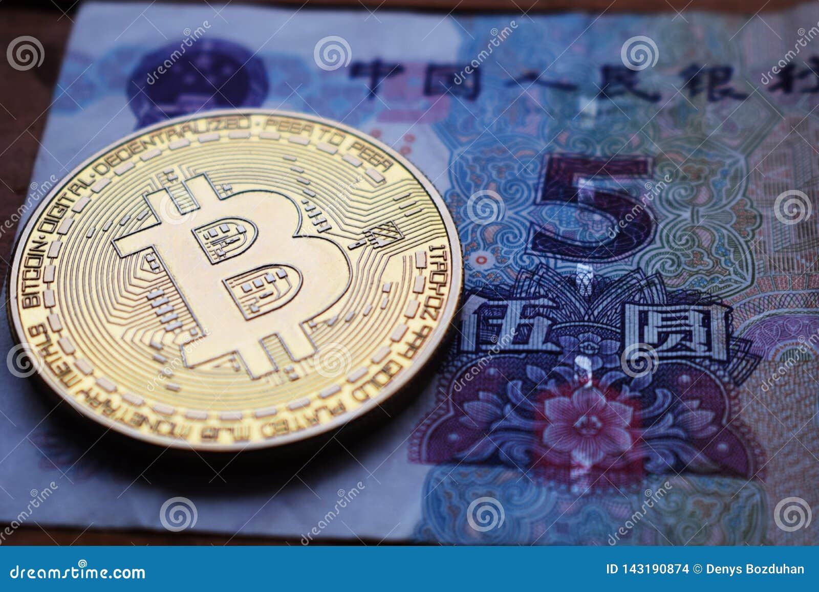 bitcoin gold in china