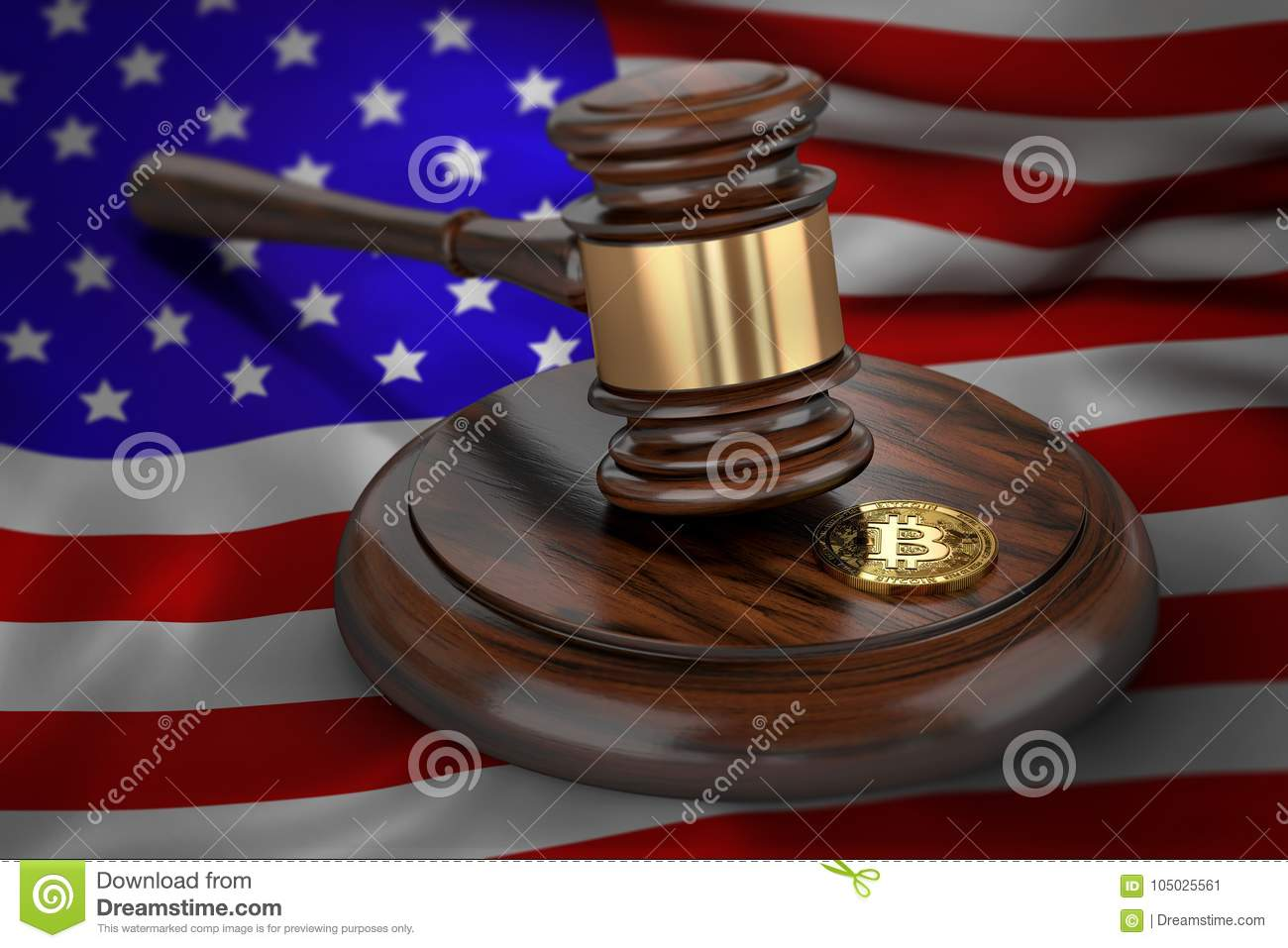 bitcoin is legal in usa or not