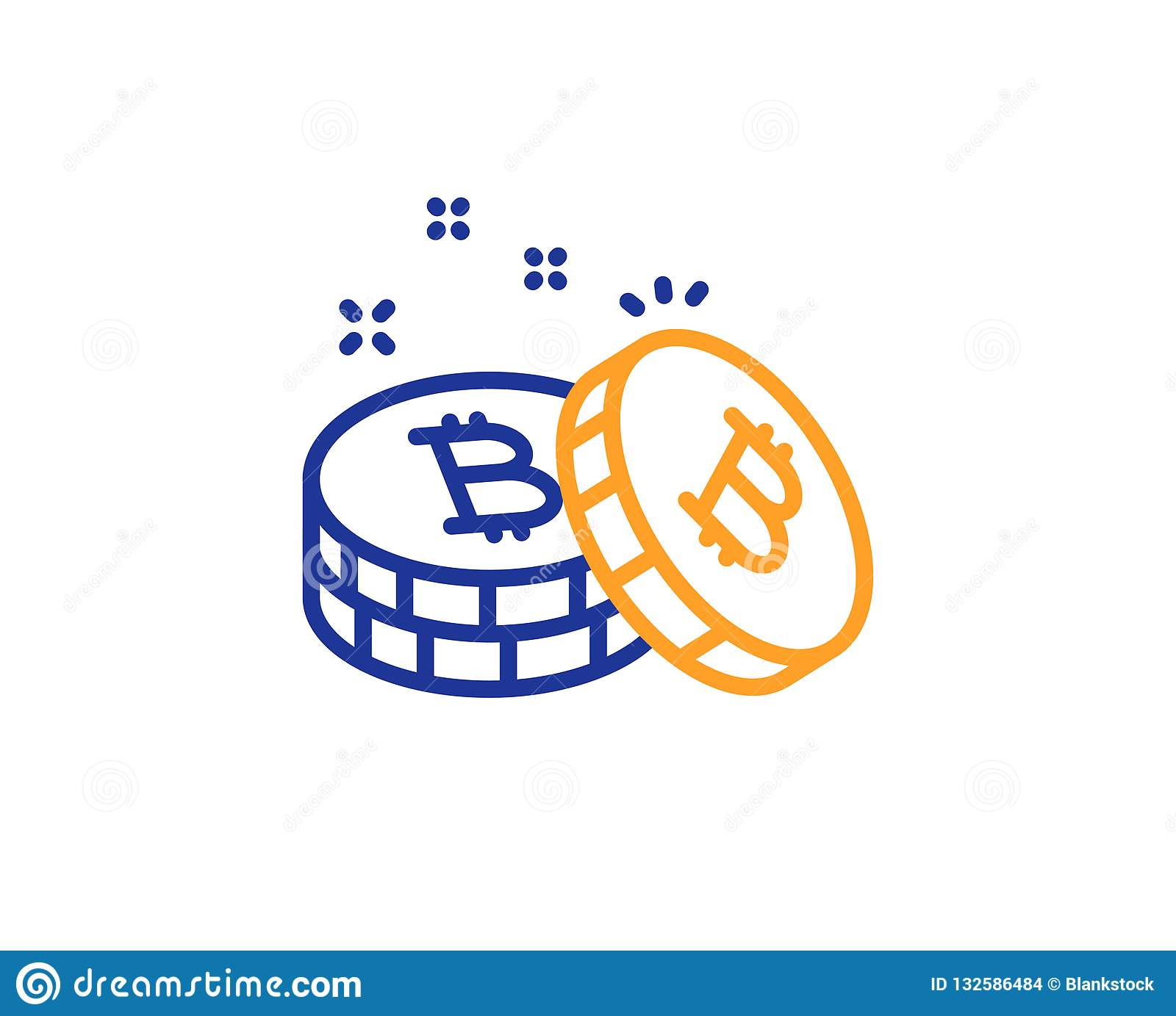 cryptocurrency money logo