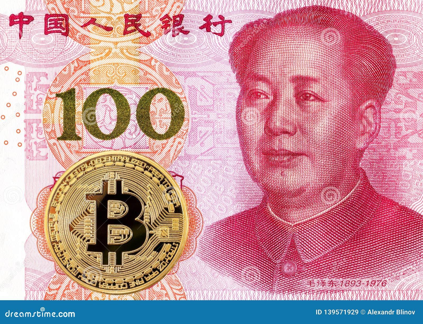 bitcoin vs chinese yuan