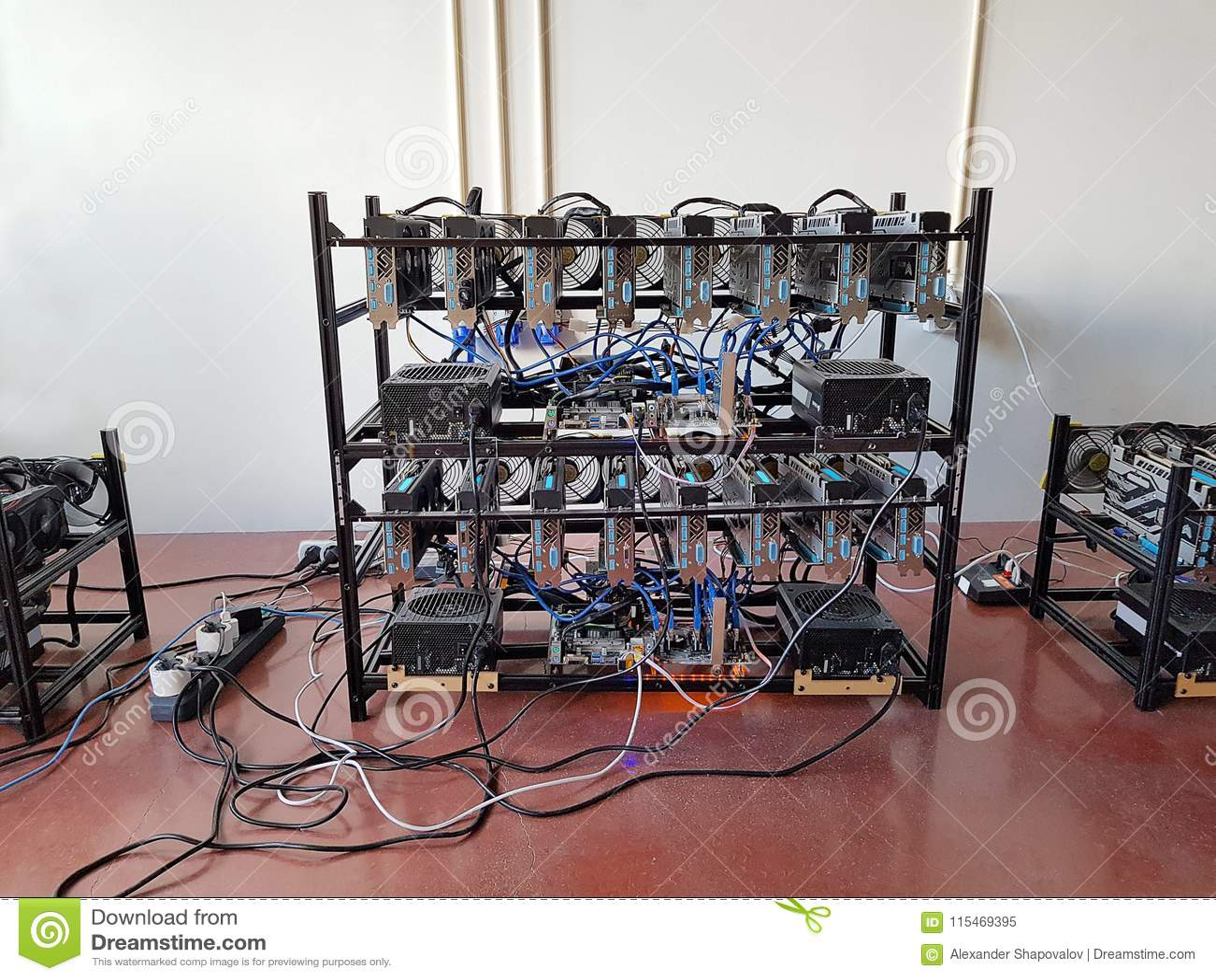 hardware bitcoin mining