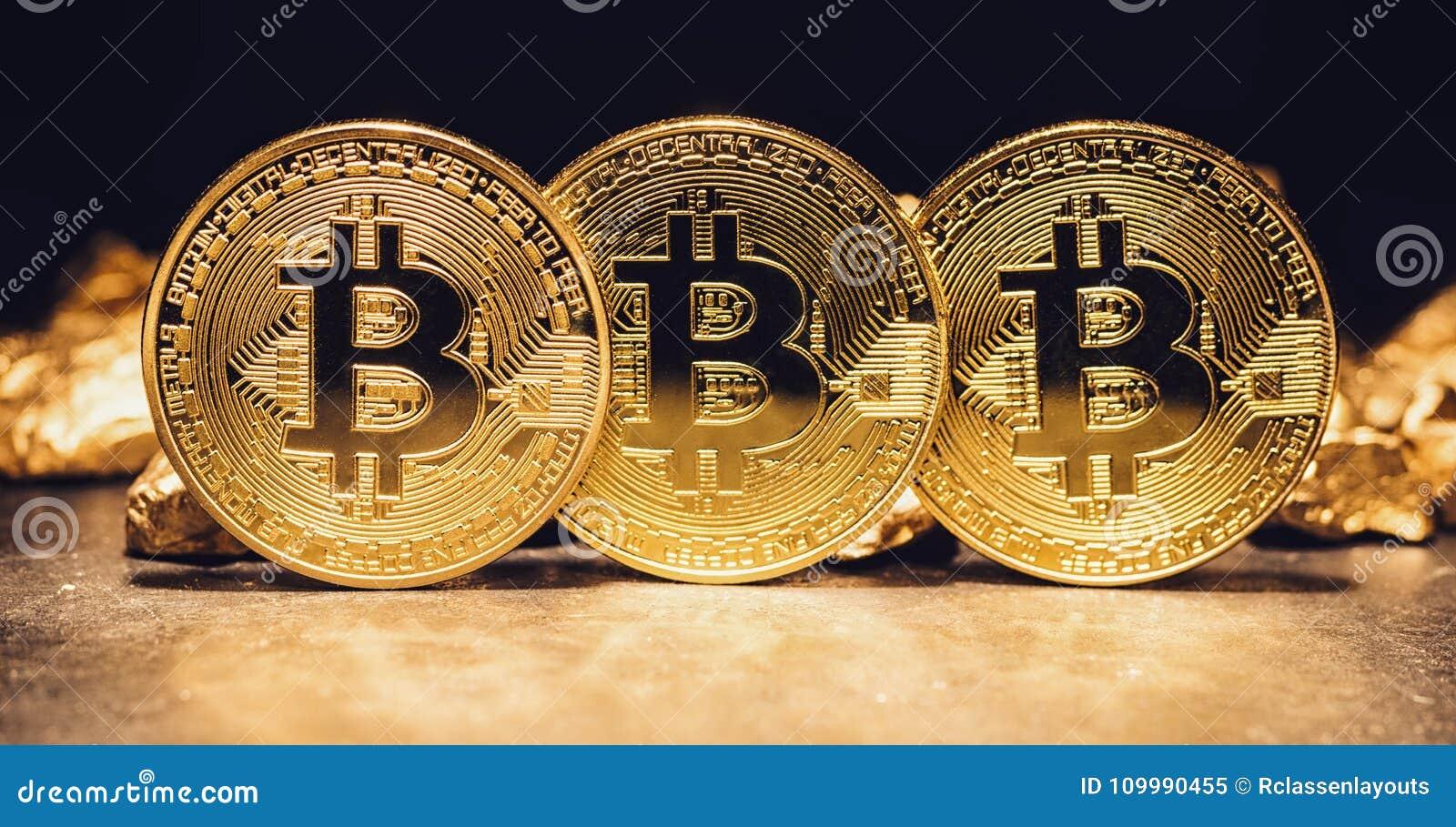 Bitcoin nowy cyfrowy złoto