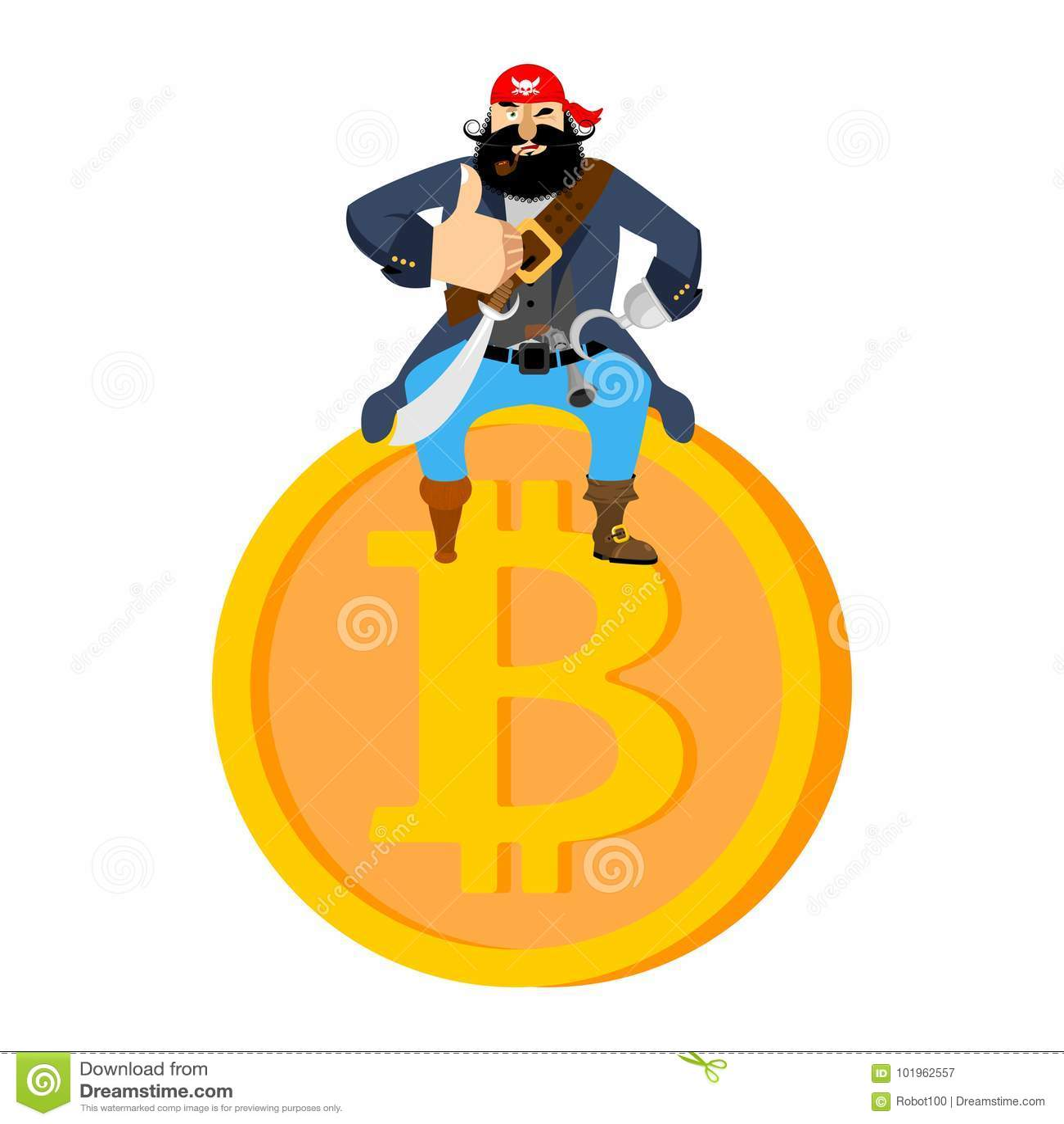 bitcoin pirata