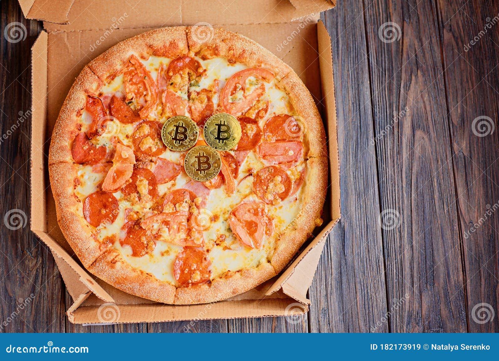 Bitcoin Pizza Day 22 maggio