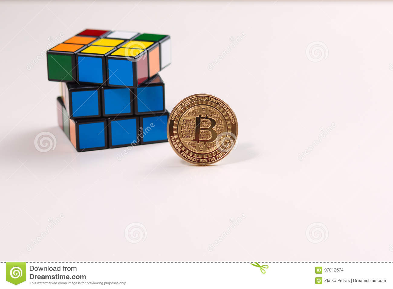 Bitcoin pussel