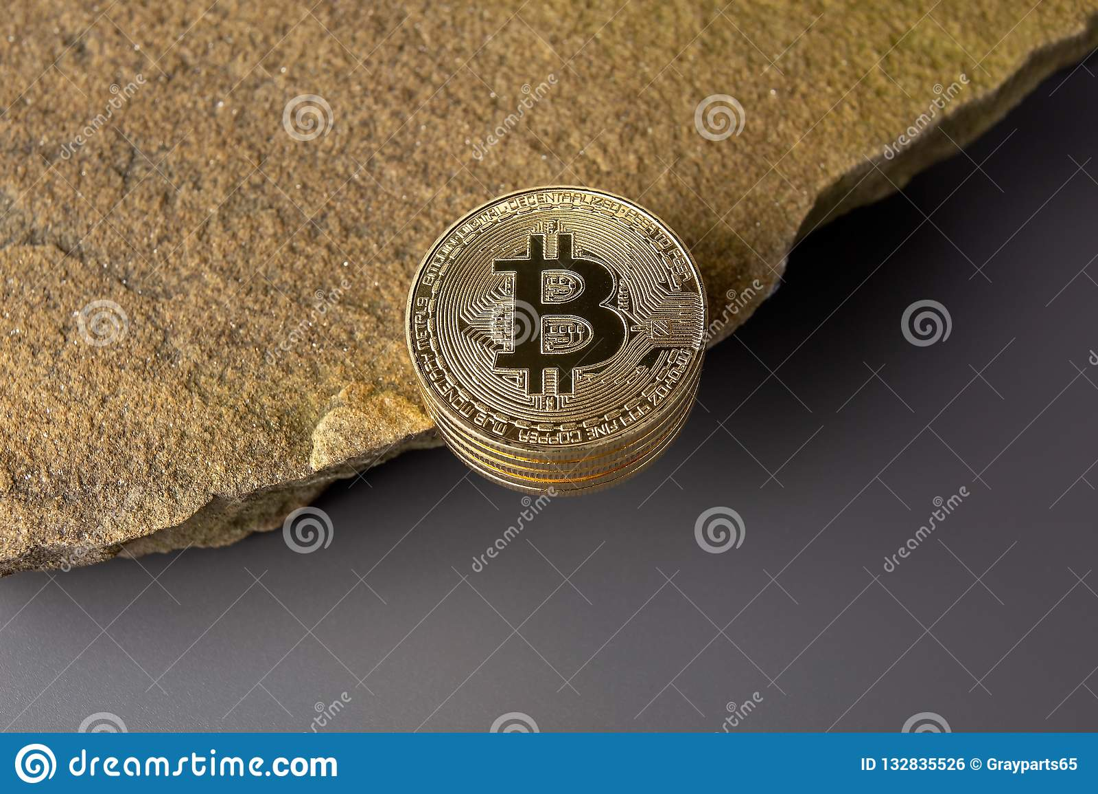 Bitcoin am Rand der Klippe