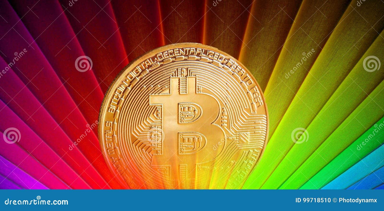Bitcoin retro soluppgång