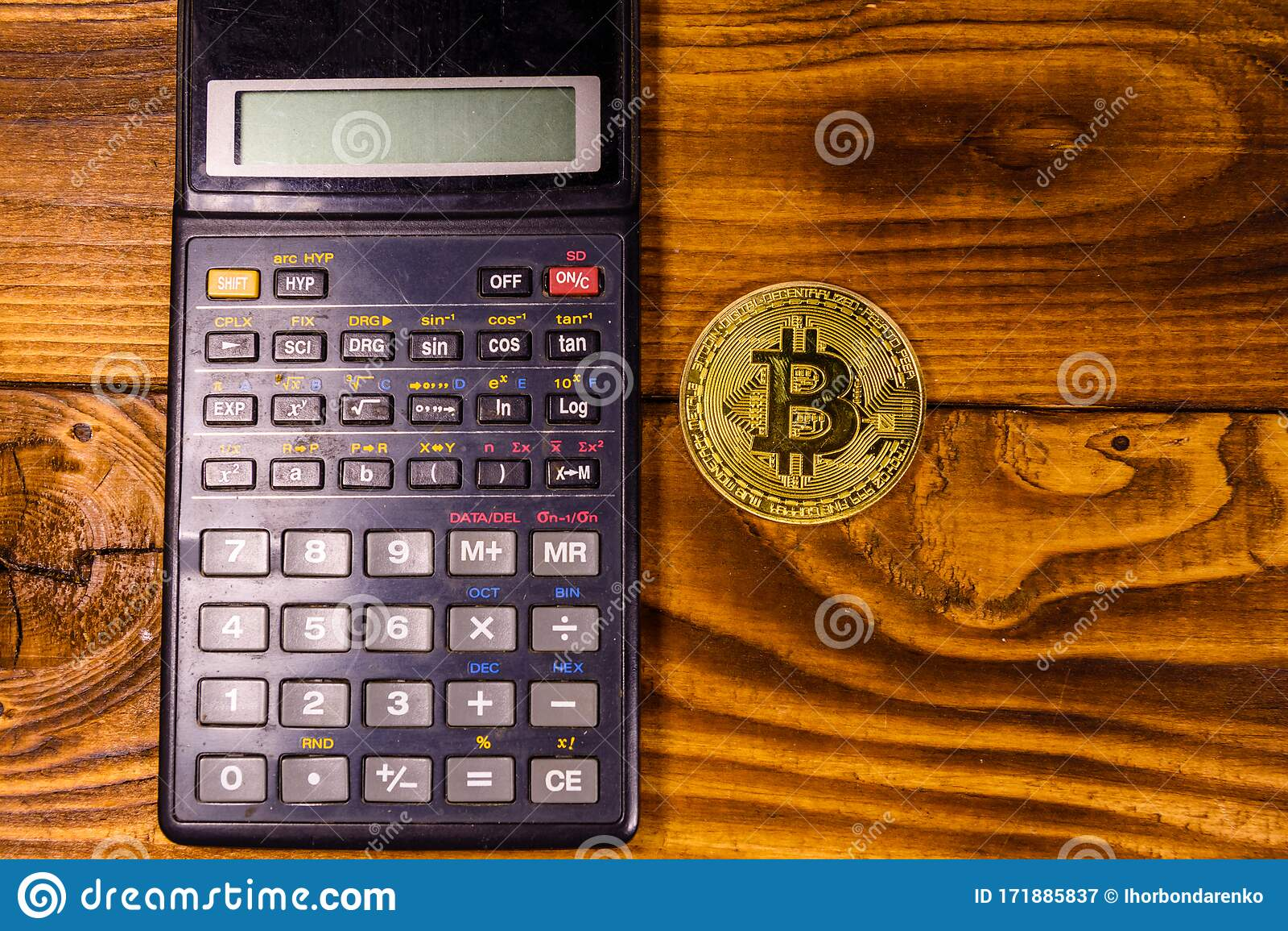 calculadora btc real)