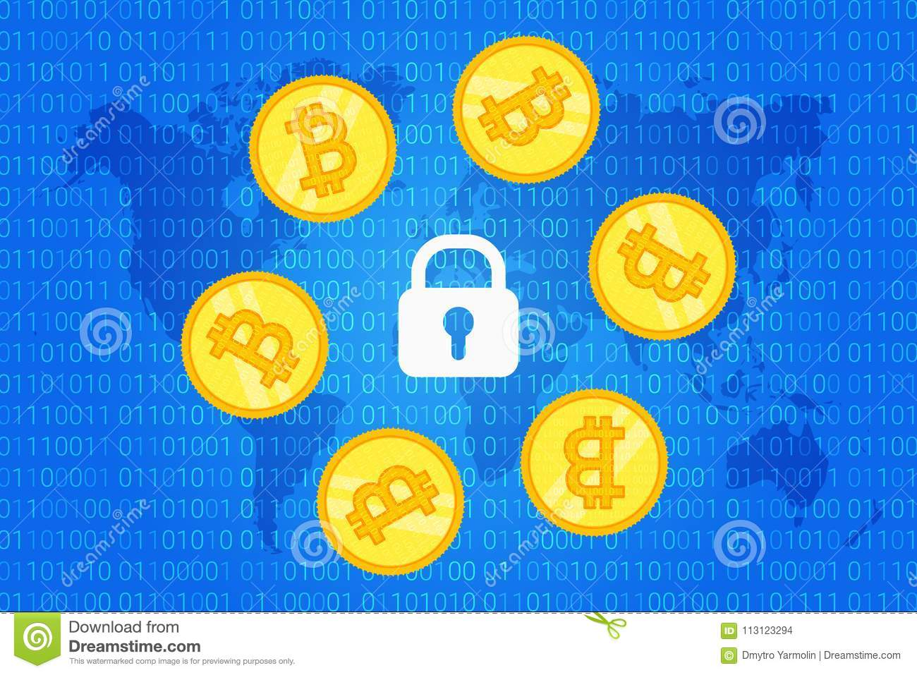 lock coin cryptocurrency