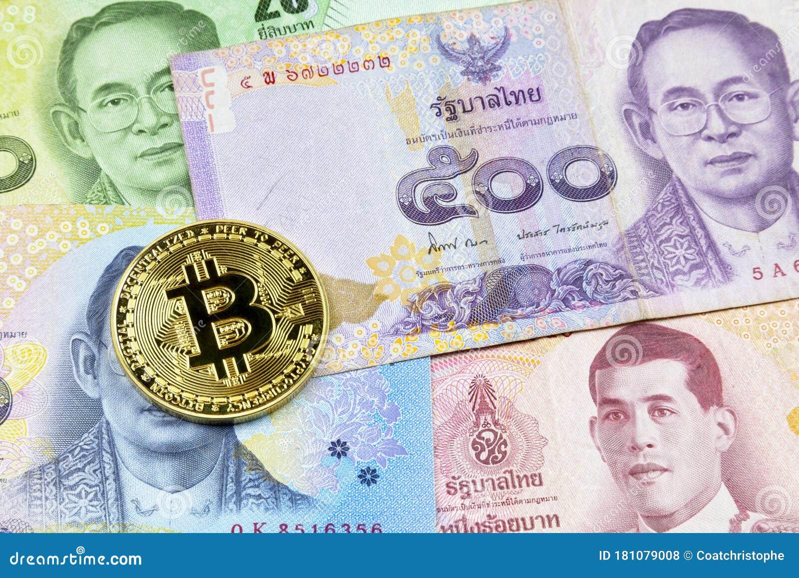 bitcoin la thai baht