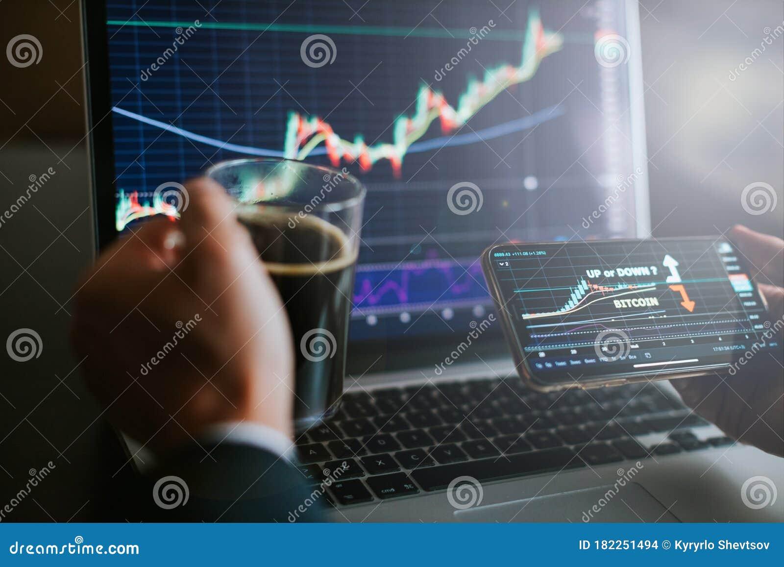 stockbrokers bitcoin)