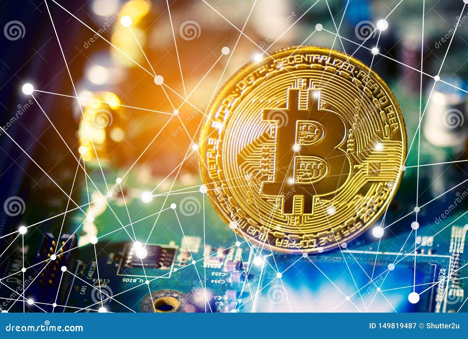 commercio bitcoin in linea