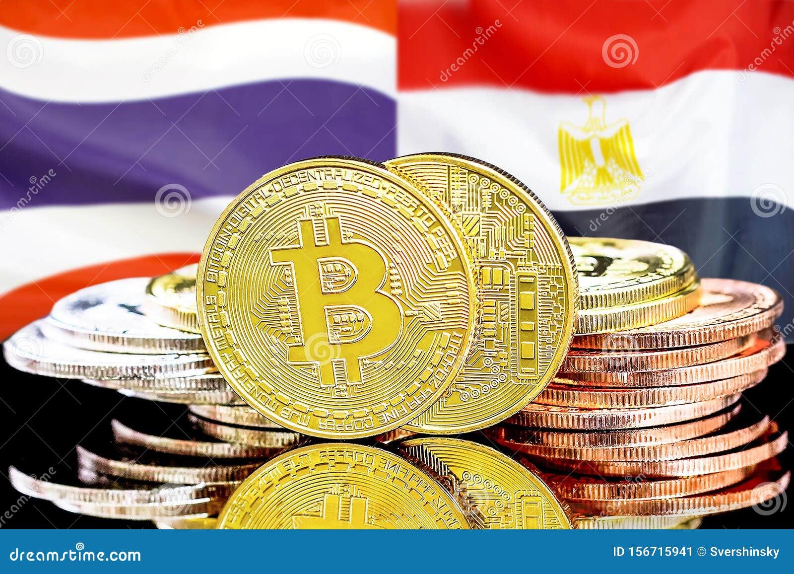 bitcoin in egitto