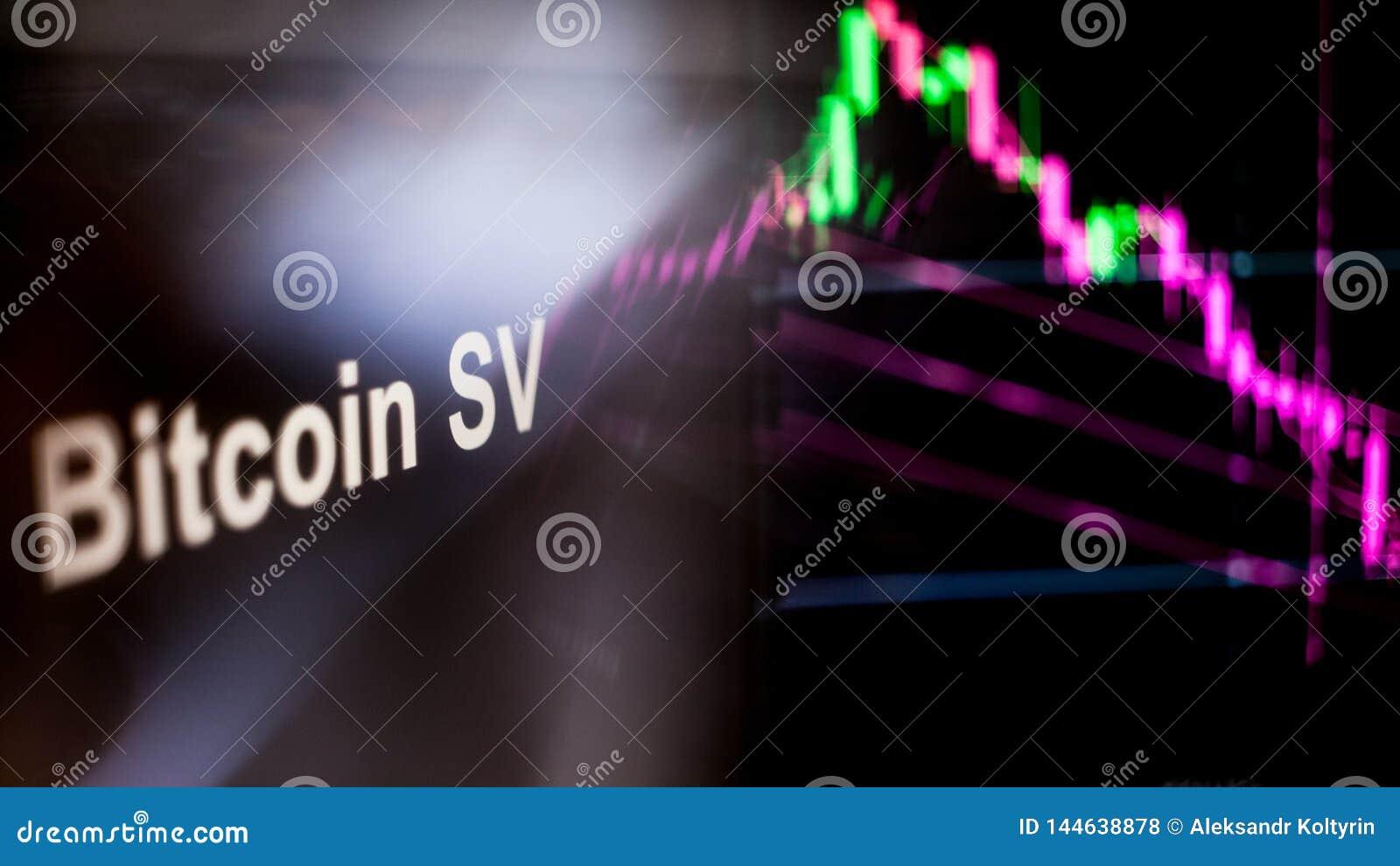 Bitcoin SV Cryptocurrency ?eton r r