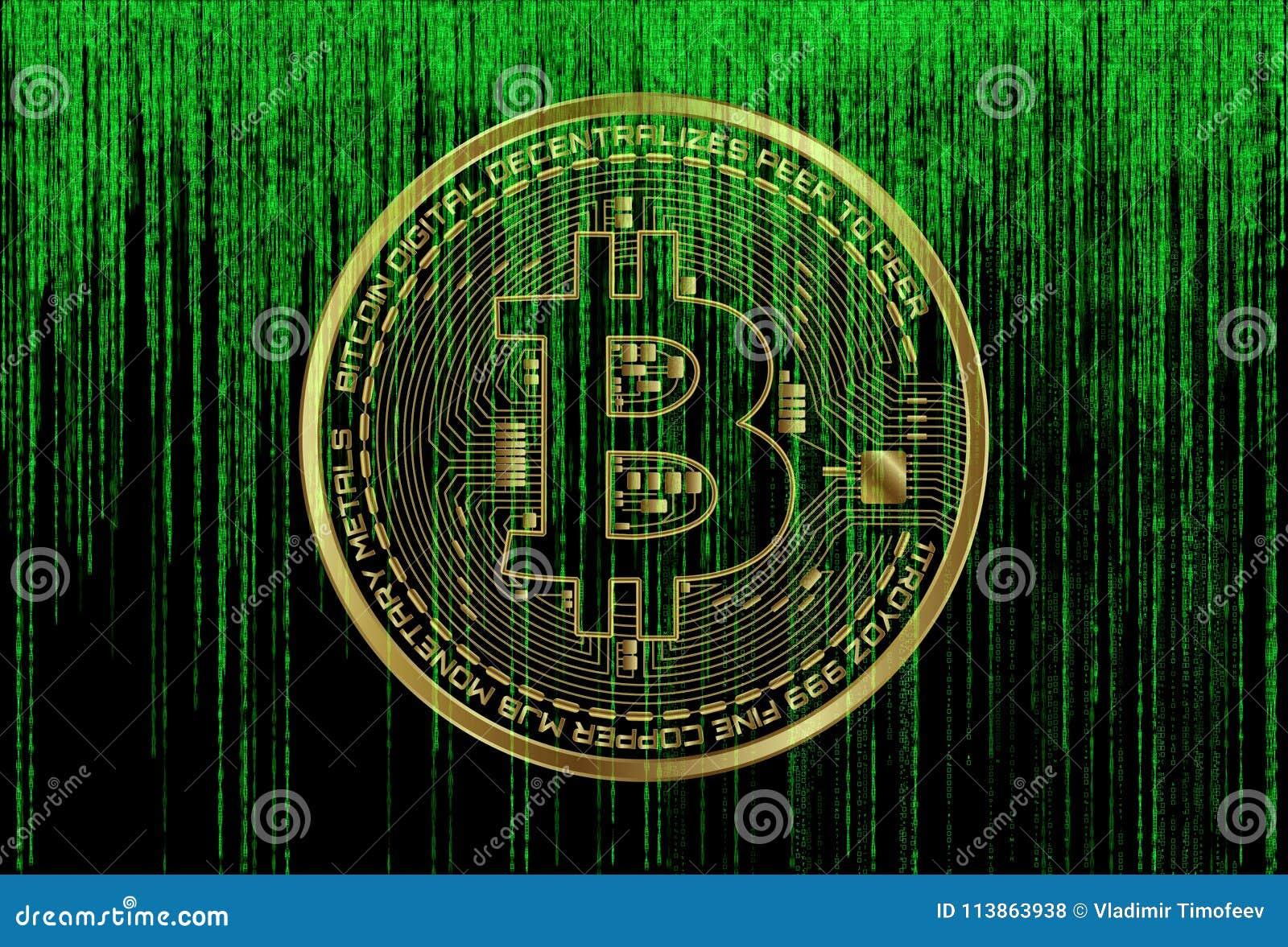 bitcoin matrix)