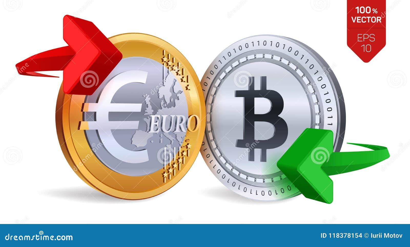 Bitcoin - Euro (BTC/EUR) Convertitore del tasso di cambio delle valute | CoinYEP
