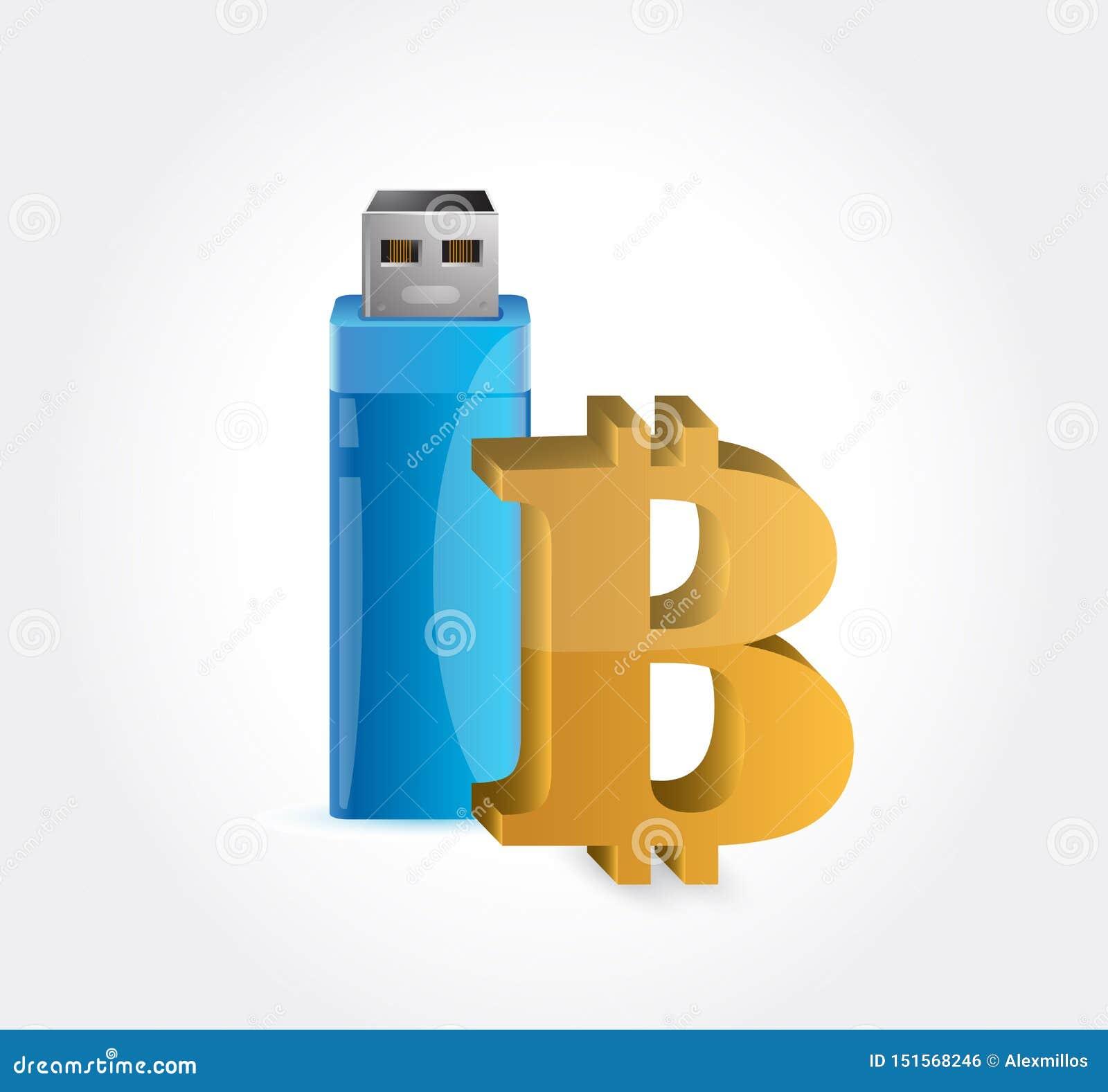bitcoin and USB