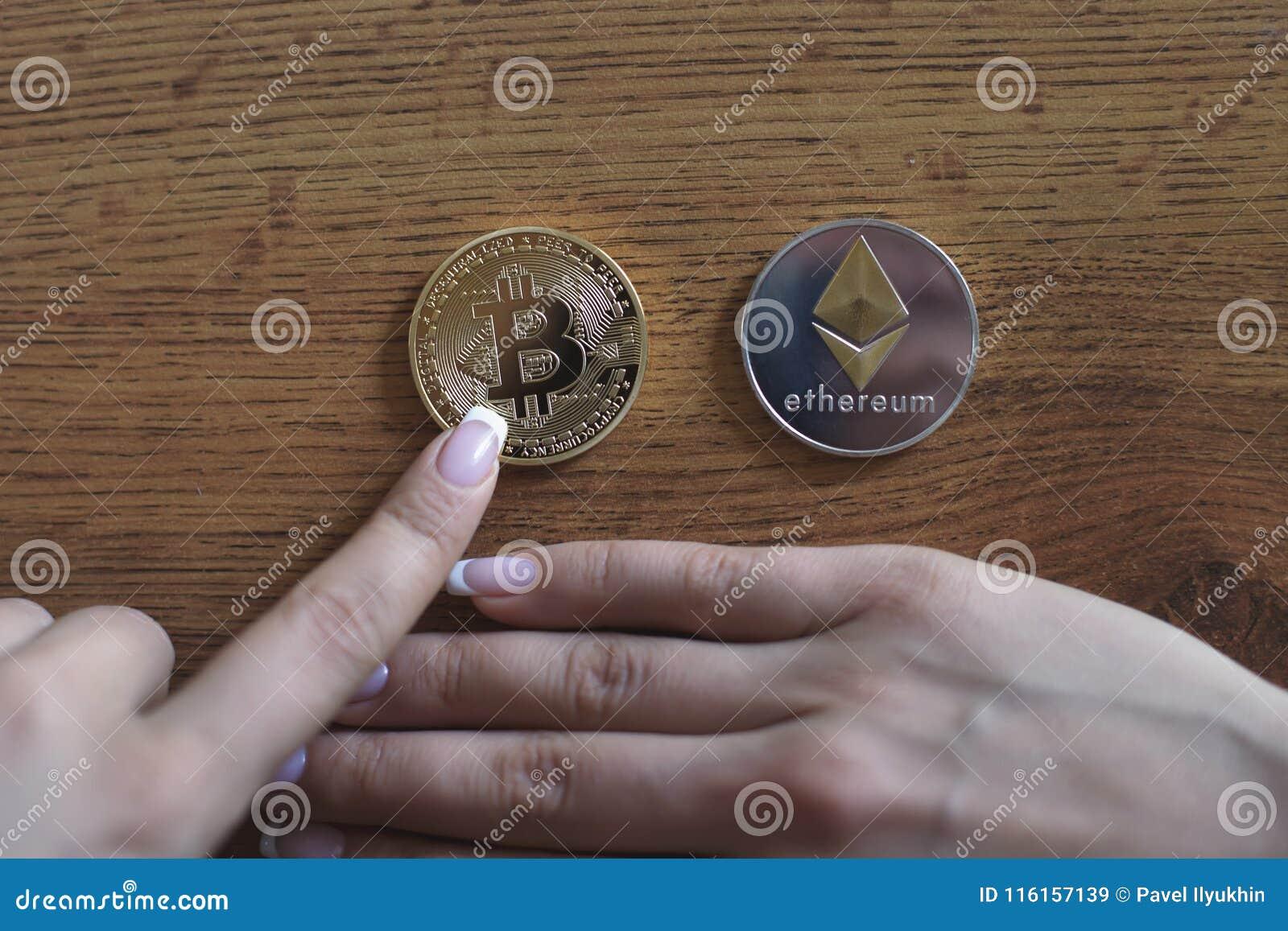 Bitcoin Vs Ethereum Chart And Exchange Trading Platform ...