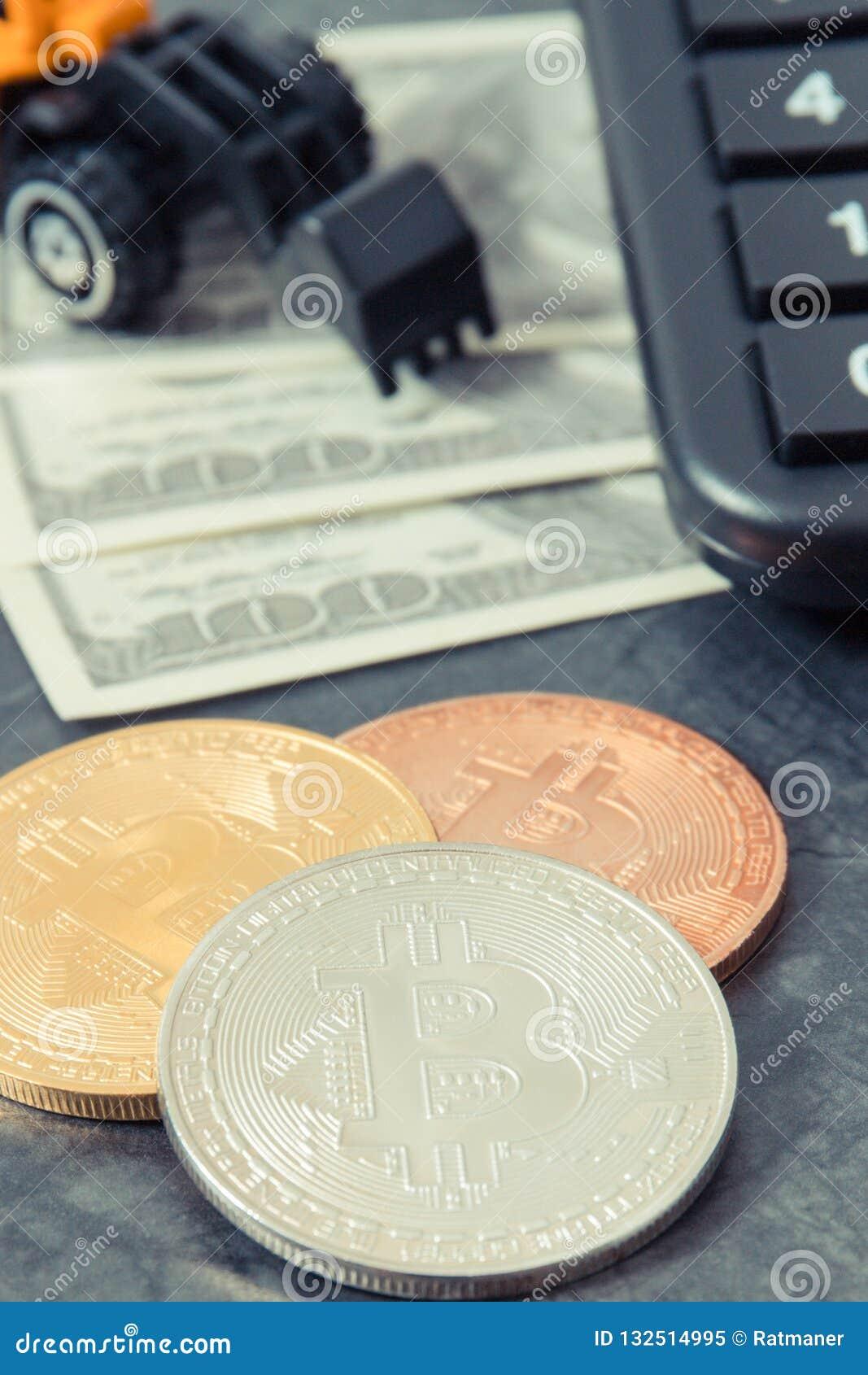 Bitcoin Dollar Rechner