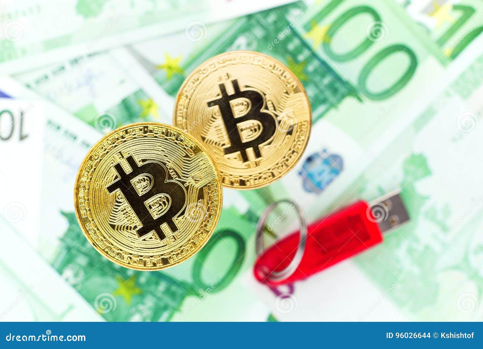 Bitcoins na euro tle