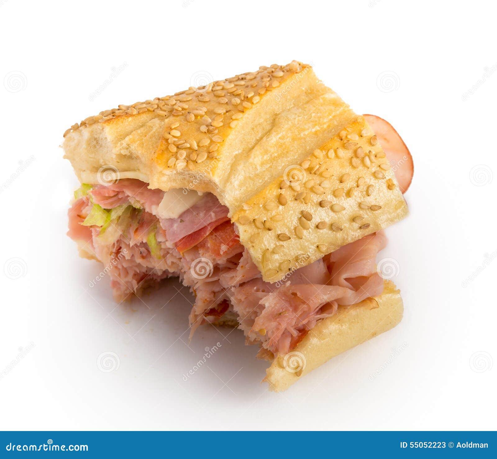 Biten smörgås
