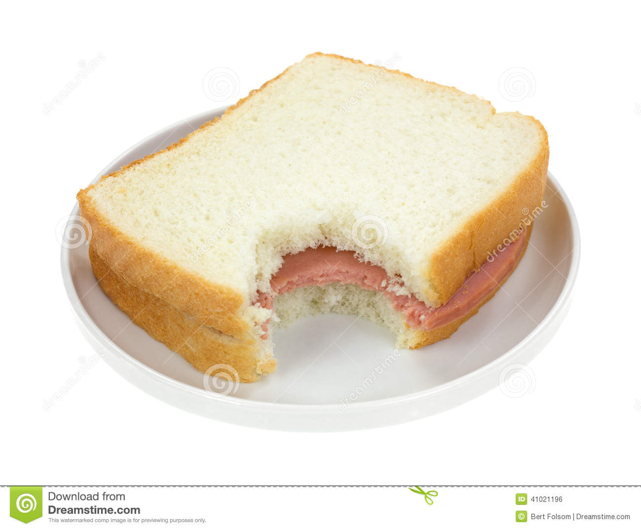 Stock Image Bologna Sandwich Apple Milk Cheese Potato Chips Glass Image33979861 additionally Dagwood further Stock Photo Bitten Baloney Sandwich White Bread Small Plate Image41021196 also Cooked Boiled Rolled Ham Sausage Isolated 245566597 in addition 10292581. on baloney lunch meat